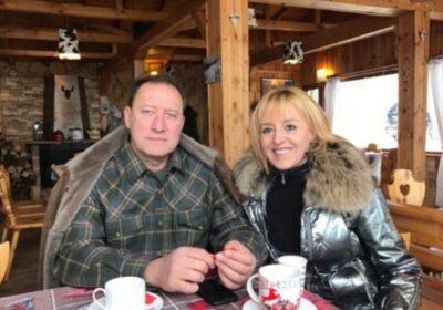Мая Манолова и Ангел Найденов се развеждат?